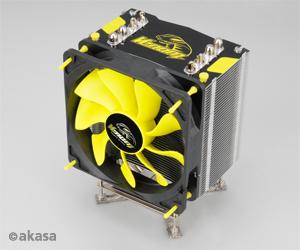 Cooler Akasa Venom AK-CCX-4002HPV4 - Universal